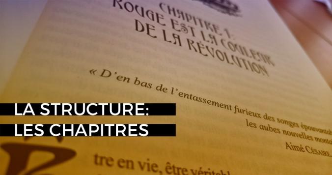 blog structure chapitres