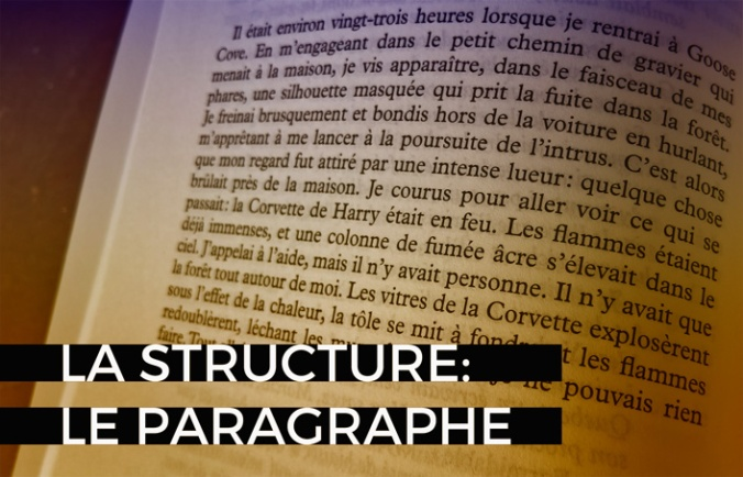 blog structure paragraphe