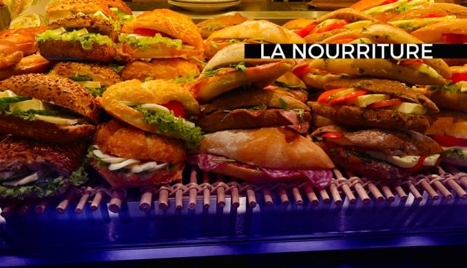 blog nourriture