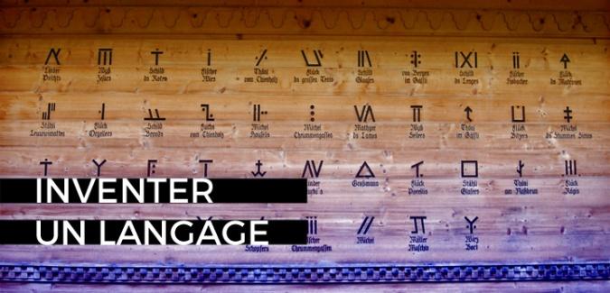 blog inventer langage copie