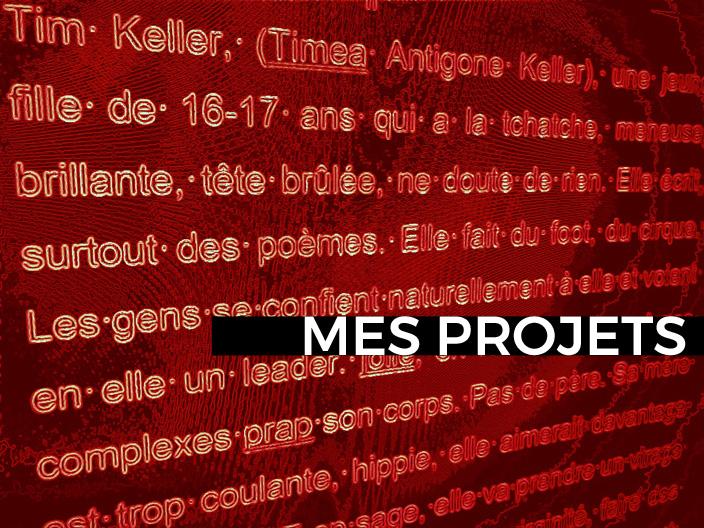 blog mes projets