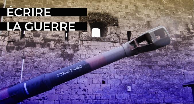 blog écrire guerre