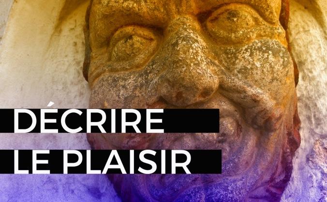 blog décrire le plaisir