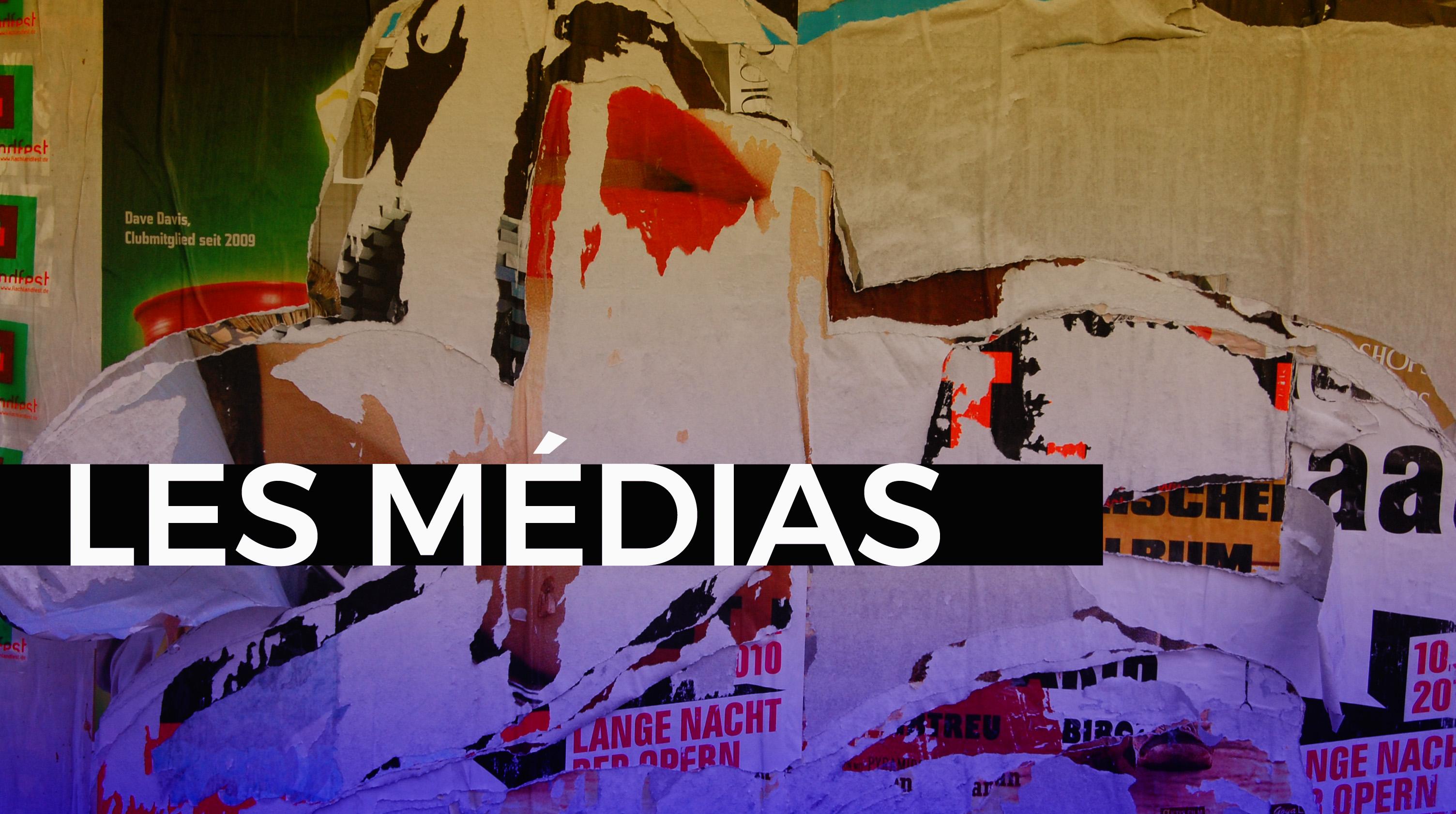 blog les médias