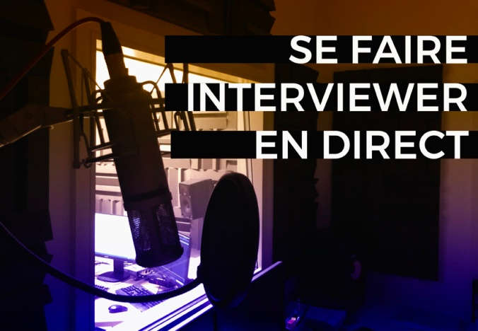 blog interviewer en direct