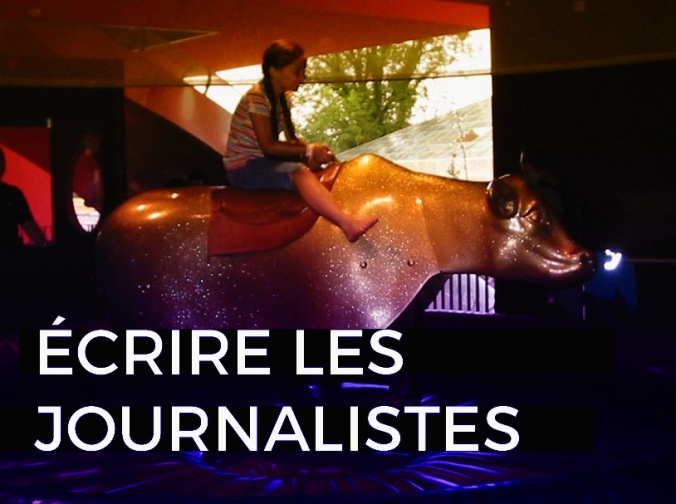 blog écrire les journalistes