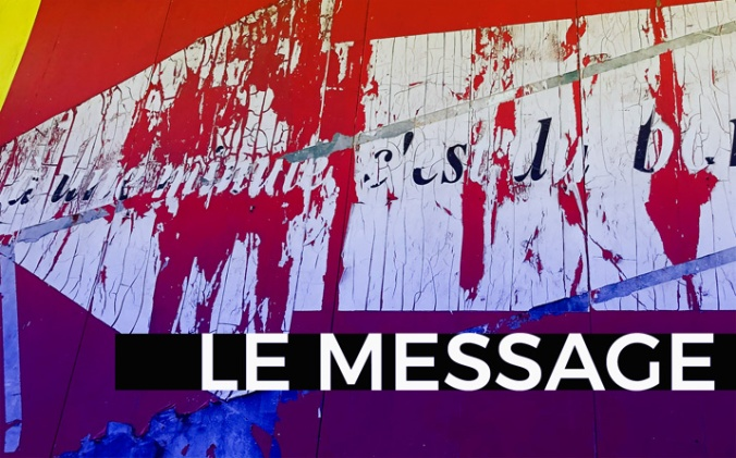 blog le message