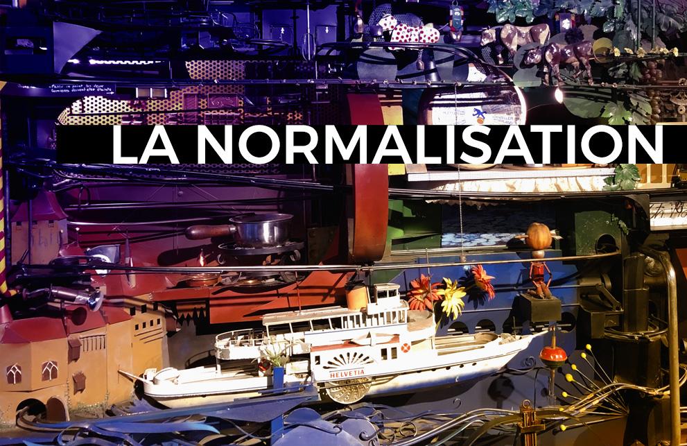 blog normalisation