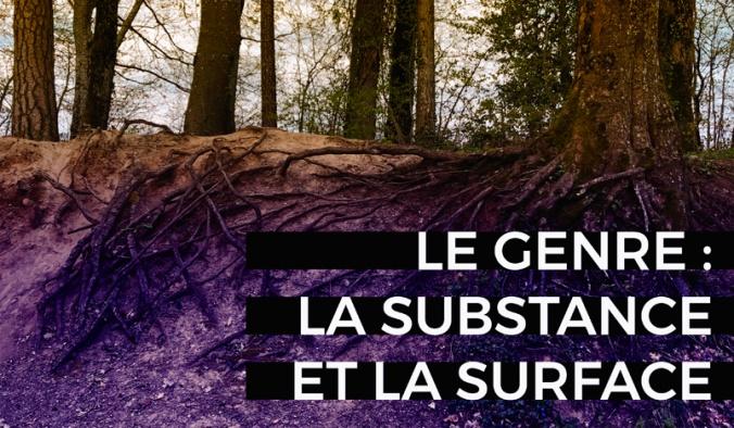 blog genre substance surface